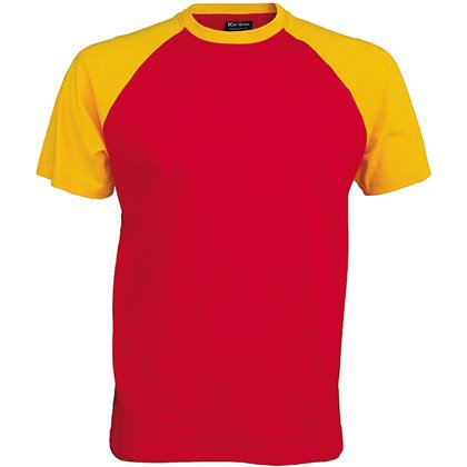 red/ yellow