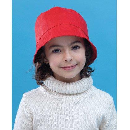 Solhatt för barn med tryck - Presentreklam 86413ef6043bc
