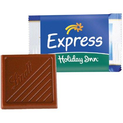 Schokoladenquadrat Lindt