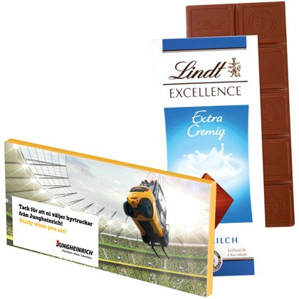 Lindt Excellence 100 g