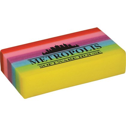 Radiergummi Rainbow
