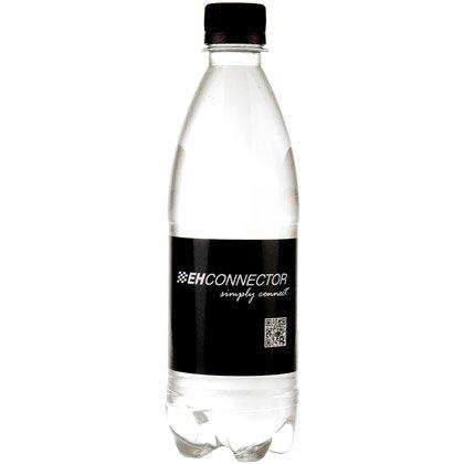 Bottiglia d´Acqua White 50 cl