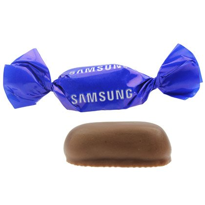Chokladpralin Smörkola