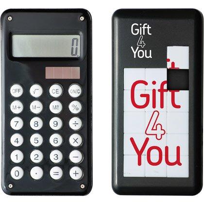 Taschenrechner Puzzle me