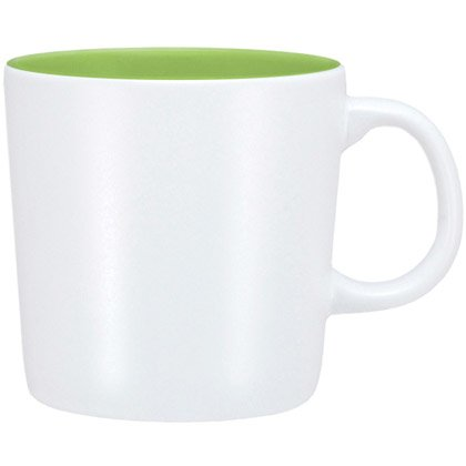 Tazza in ceramica Cava White