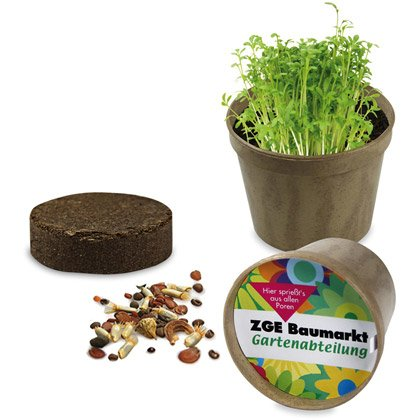 Potteplante Organica