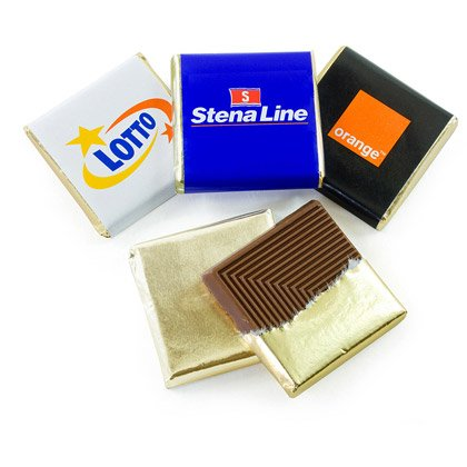 Chokladkvadrat Belgium