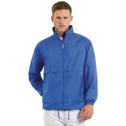 B&C Air Fodrad Windjacke