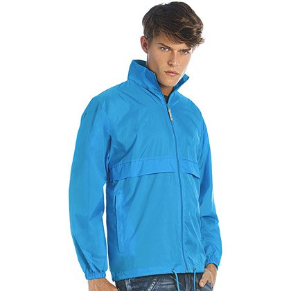 B&C Sirocco Windbreaker Men