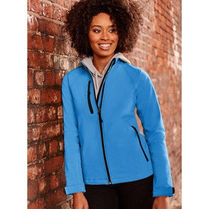 Russell Soft Shell Jacke Damen