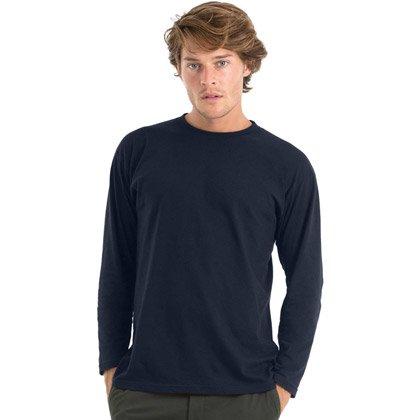 B&C Exact 150 LSL, miesten t-paita
