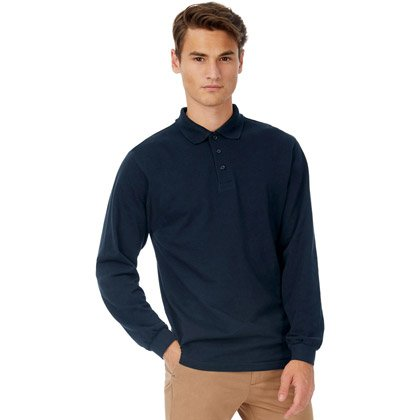 B&C Safran long sleeve Men