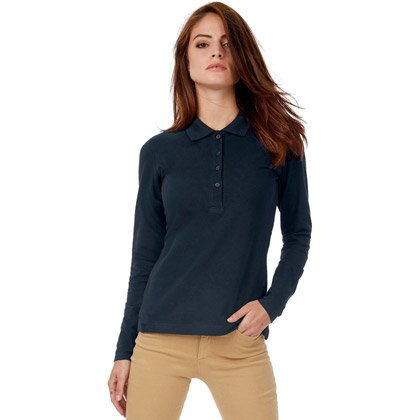 B&C Safran long sleeve Women