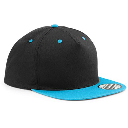 black/ surf blue