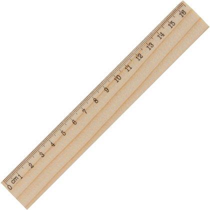 Viivoitin Celsius, 16 cm