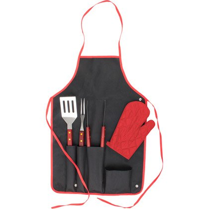 Set da Barbecue Apron
