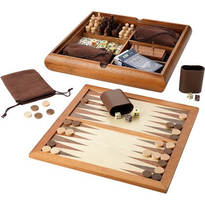 Spel Backgammon