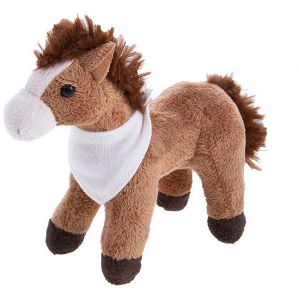Cavallo di Peluche Jolly
