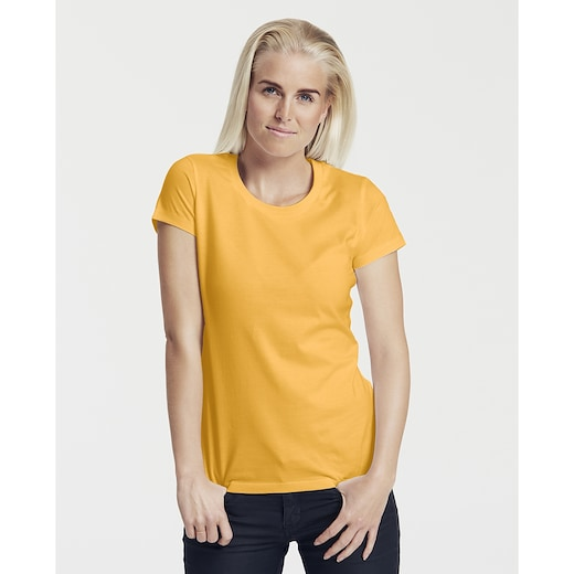 Neutral Ladies Fitted T-shirt