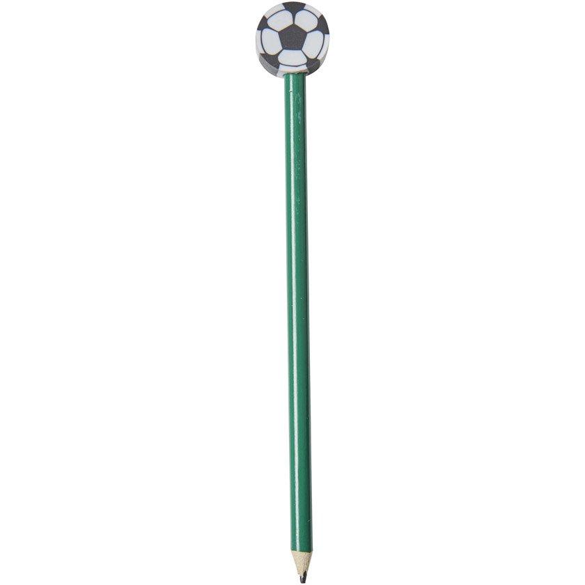Bleistift Football