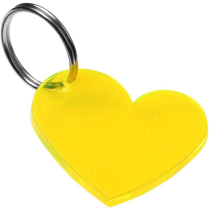 Nyckelring Hjärta med Tryck - Axon Profil b28807767cae5