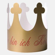 Cappellini di carta per feste