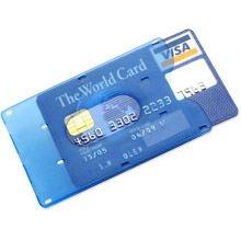 Luottokorttikotelo